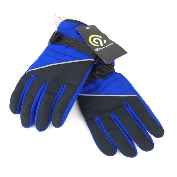 popular stores sale uk great fit C9 Champion Boys Waterproof Winter Ski Gloves NWT